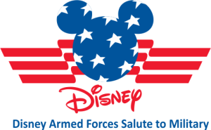 Disney Armed Forces Salute to Military