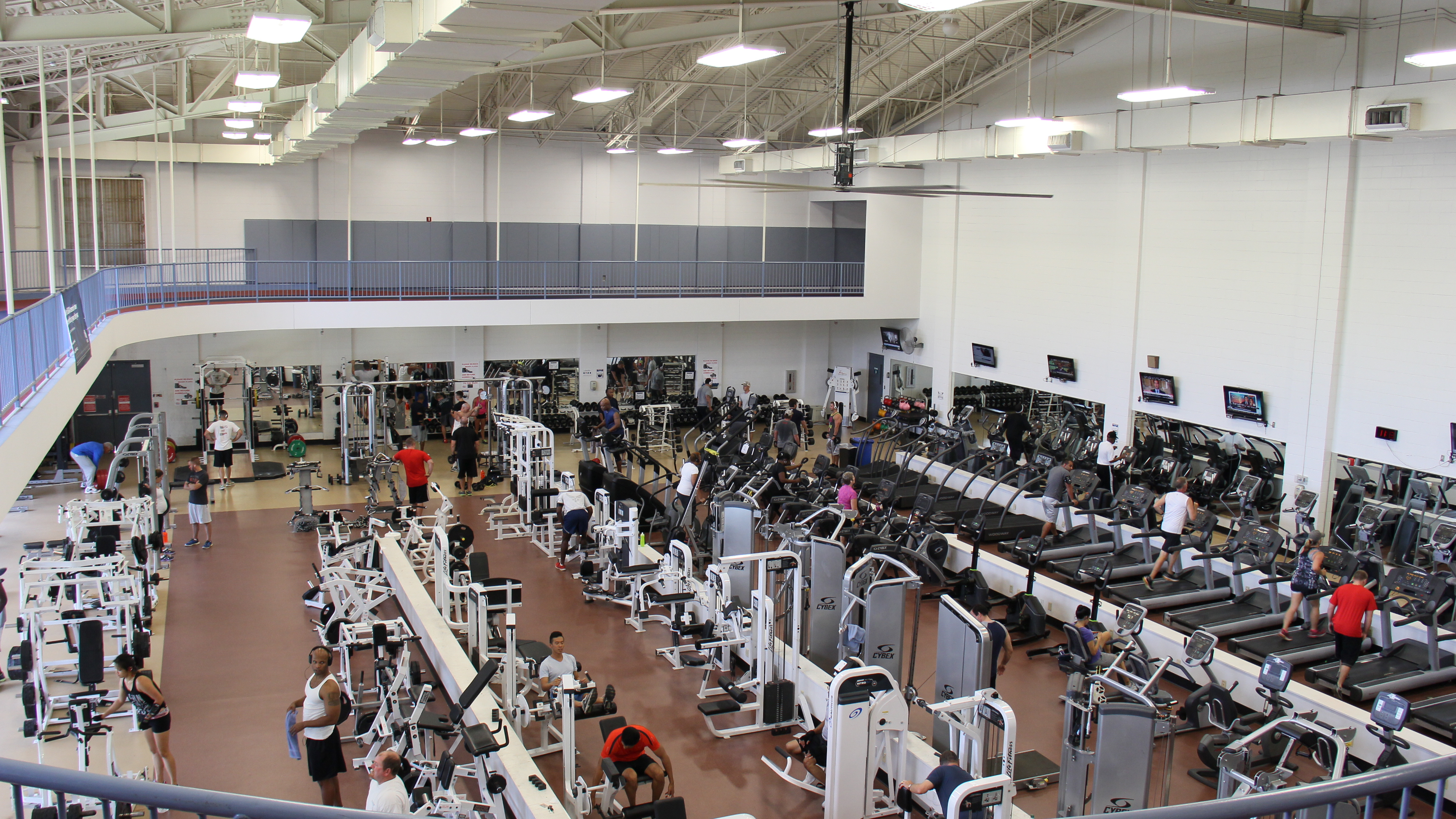 Fitness Center 78th Force Support Squadron