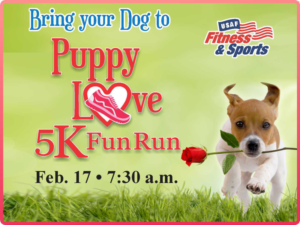 Puppy Love 5k Fun Run