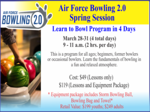 Bowling 2.0 Spring Session