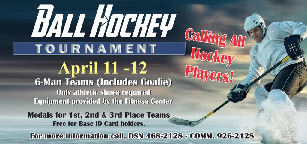 Ball Hockey Tournament