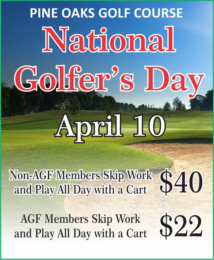 National Golfer's Day
