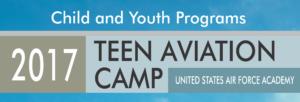 Teen Aviation Camp 2017