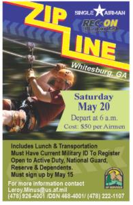 Zip Line Outdoor Adventure