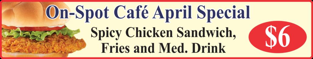 On-Spot Cafe
