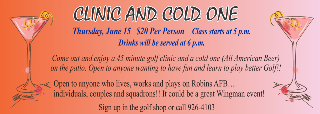Clinic & Cold One