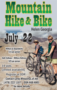 Mountain Hike & Bike, Outdoor Adventure