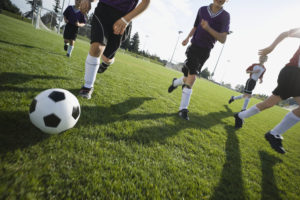 Fall Soccer Registration at the Youth Center