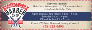 Heritage Barber Shop