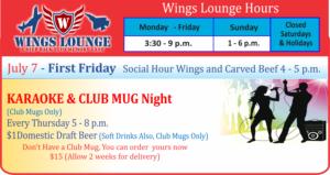 Heritage Lounge Karaoke & Club Night
