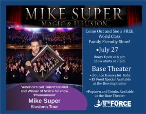 Mike Super Magic & Illusion Show