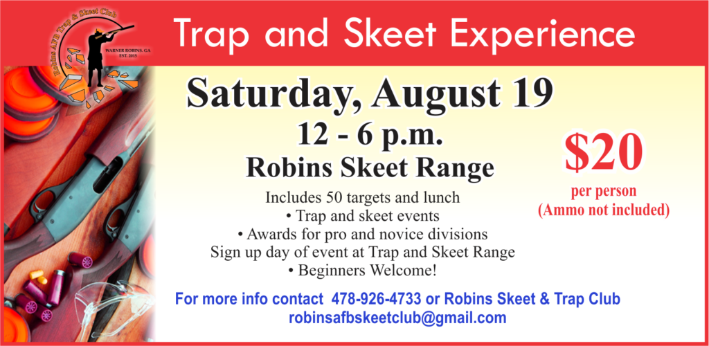Trap and Skeet in August