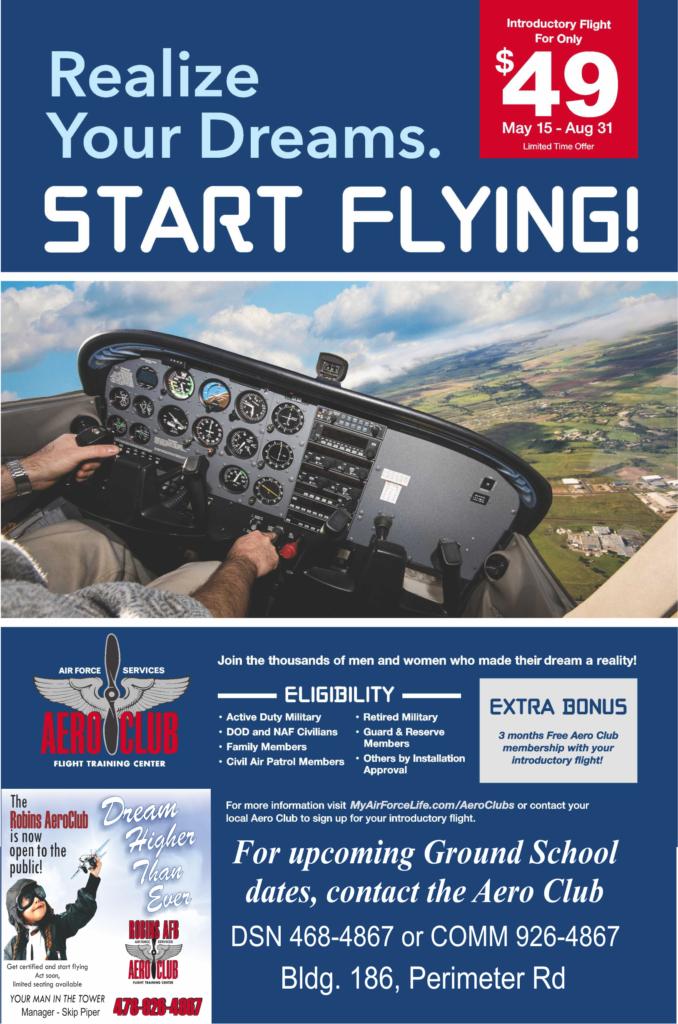 Start Flying Today