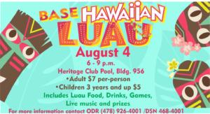 Base Hawaiian Luau