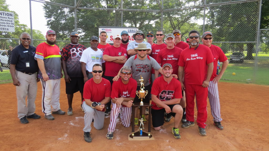 2017 Robins AFB Softball Post-Season Softball Tournament