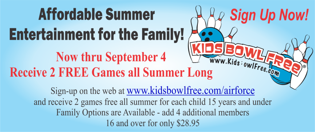 Kids Bowl Free sign up now!