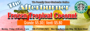 The Afterburner August Special