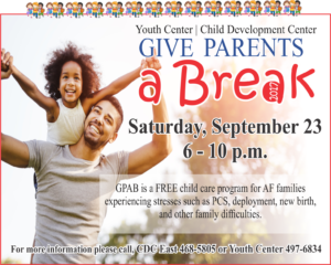 Give Parents a Break