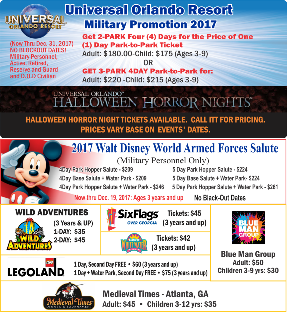 Universal studios hollywood tickets discount coupons