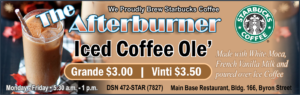 The Afterburner September Special