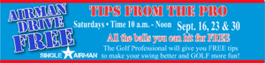 Tips From the Golf Pro