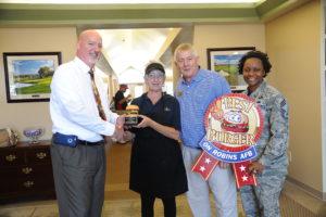 Best Burgers on Robins AFB, Winner