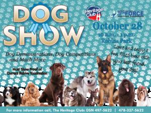 Dog Show at Robins Park