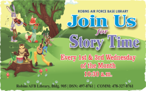 Story Time at the Library Nov 1st and 15th