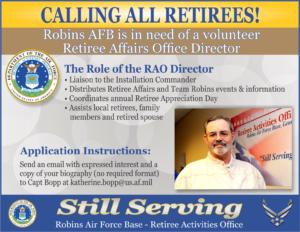 Calling All Retirees!