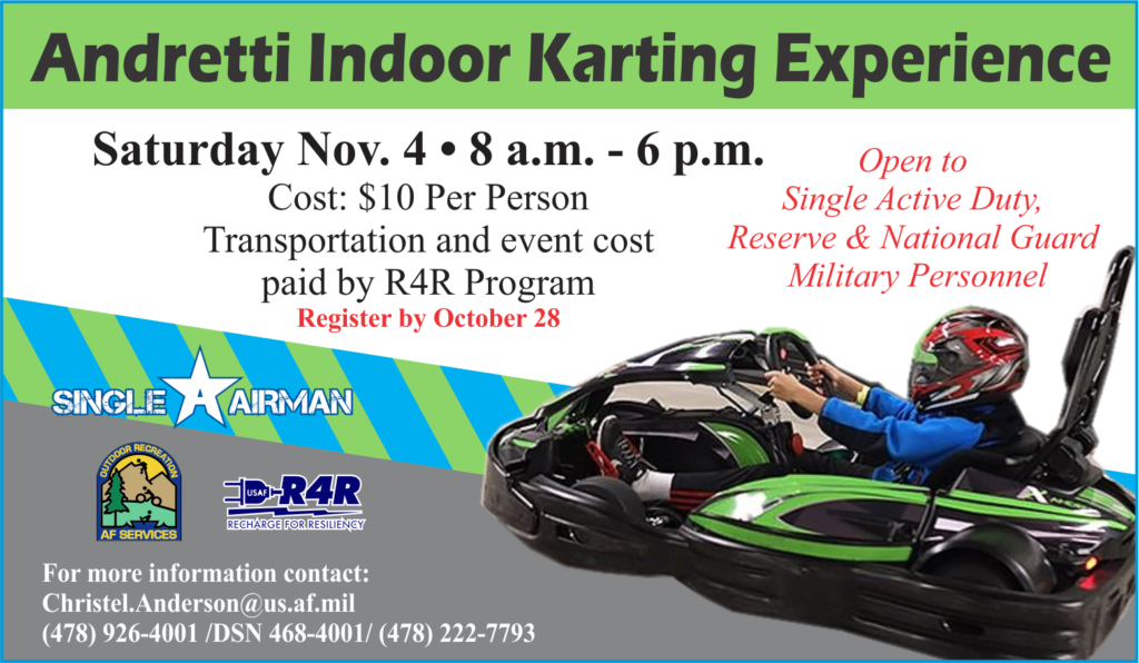 Andretti Indoor Karting Experience
