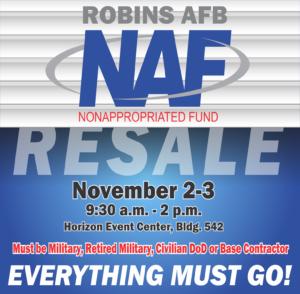 NAF Resale Nov 2-3