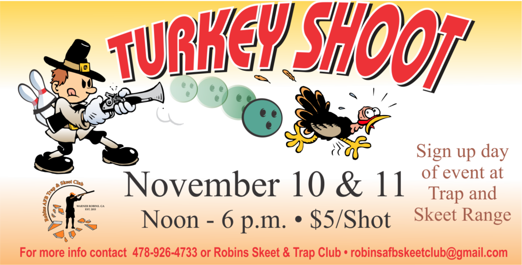Turkey Shoot at the Bowling Center