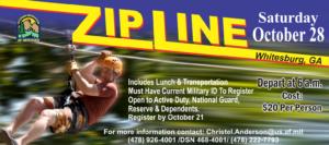 Zip Line, Outdoor Adventure Trip