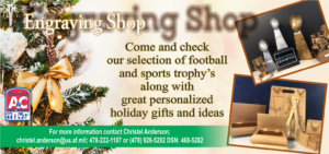 Engraving Shop Holiday gift Ideas