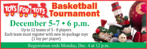 Basketball Tournament at the Fitness Center