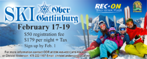 Ski Trip at Ober Gatlinburg