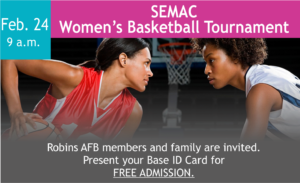 SEMAC Women's Basketball Tournament at the Fitness Center