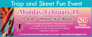 Trap & Skeet Feb 19